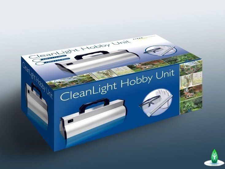 Clean Light Hobby unit 11W
